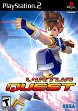 Carátula de Virtua Quest para PlayStation 2