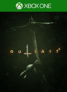 Carátula de Outlast II para Xbox One