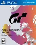 Carátula de Gran Turismo Sport para PlayStation 4