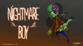 Carátula de Nightmare Boy para Xbox One