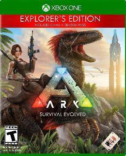 Carátula de ARK: Survival Evolved para Xbox One