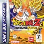 Car�tula de Dragon Ball Z: Supersonic Warriors