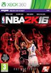 Carátula de NBA 2K16 para Xbox 360