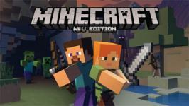Carátula de Minecraft: Wii U Edition para Wii U