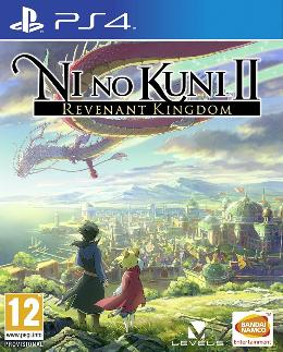 Carátula de Ni No Kuni II: Revenant Kingdom para PlayStation 4