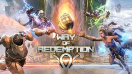 Carátula de Way of Redemption para PlayStation 4