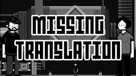 Carátula de Missing Translation para PC