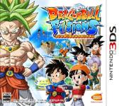 Carátula de Dragon Ball: Fusions