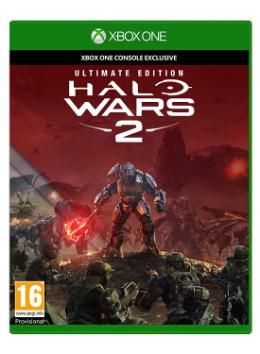 Carátula de Halo Wars 2 para Xbox One