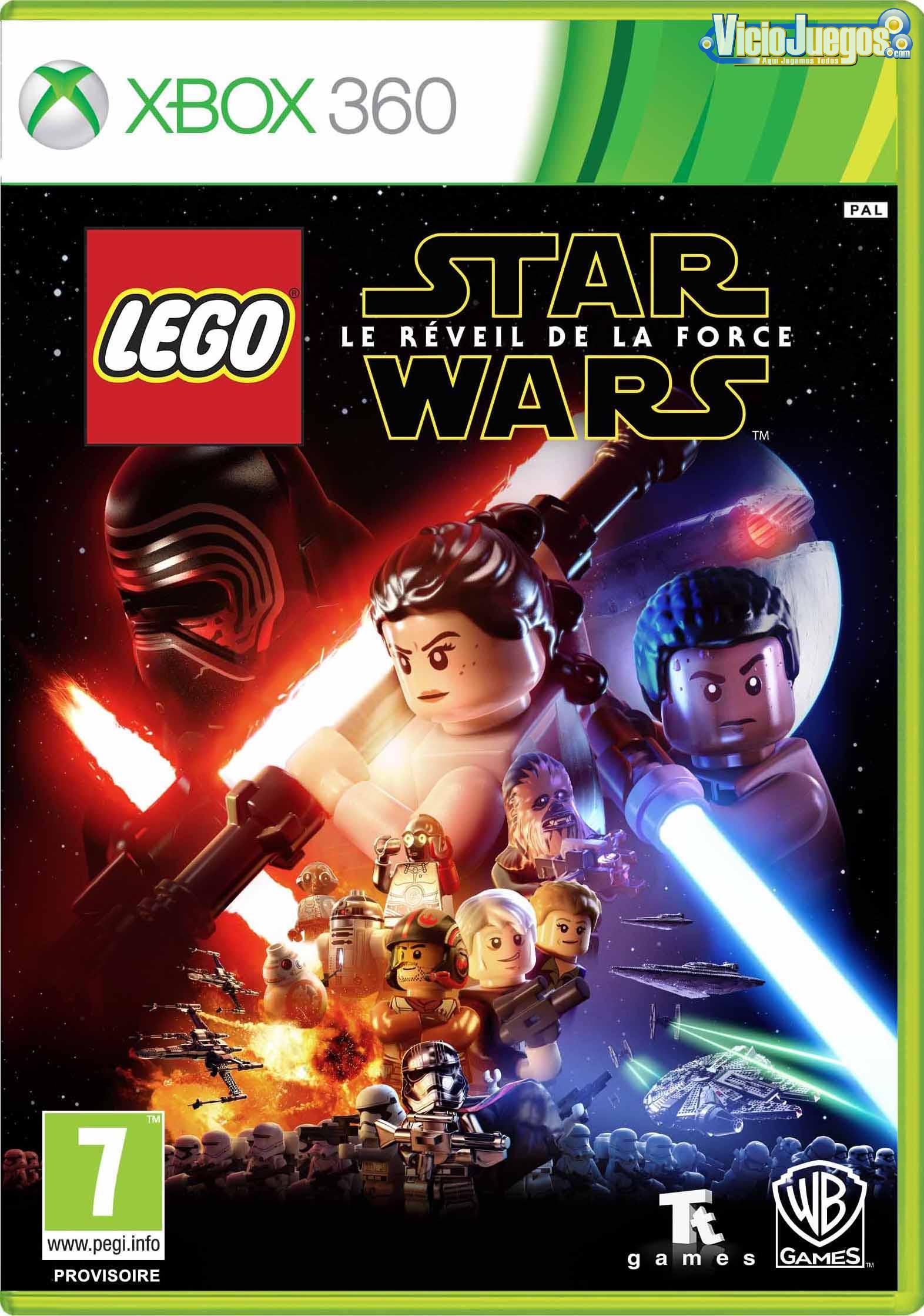 Todas Las Caratulas O Portadas Del Videojuego Lego Star Wars El