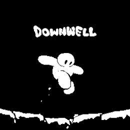 Carátula de Downwell para PlayStation Vita
