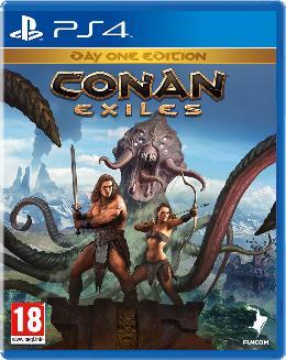 Carátula de Conan Exiles para PlayStation 4