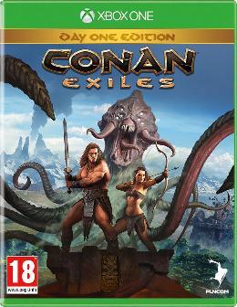 Carátula de Conan Exiles para Xbox One