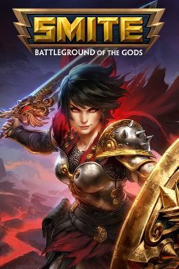 Carátula de SMITE: Battleground of the Gods para PlayStation 4