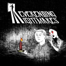 Carátula de Neverending Nightmares para PlayStation Vita
