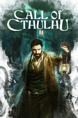 Carátula de Call of Cthulhu para PlayStation 4