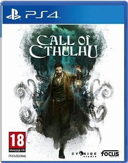 Carátula de Call of Cthulhu para PlayStation 4