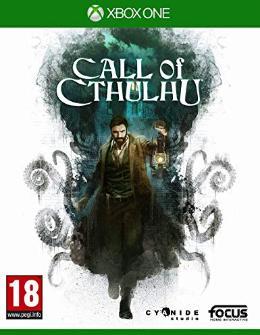 Carátula de Call of Cthulhu para Xbox One