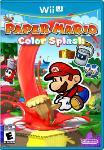 Carátula de Paper Mario: Color Splash