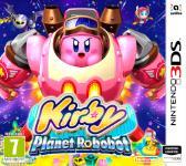 Carátula de Kirby: Planet Robobot para Nintendo 3DS