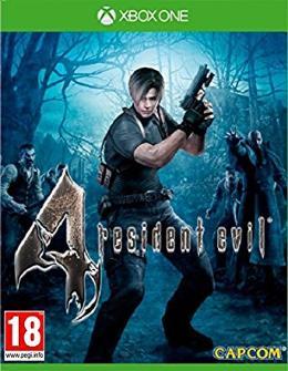 Carátula de Resident Evil 4 para Xbox One