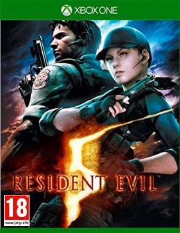 Carátula de Resident Evil 5 para Xbox One