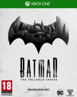 Carátula de Batman: A Telltale Game Series para Xbox One