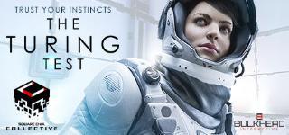 Carátula de The Turing Test para PC