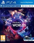Carátula de PlayStation VR Worlds para PlayStation 4
