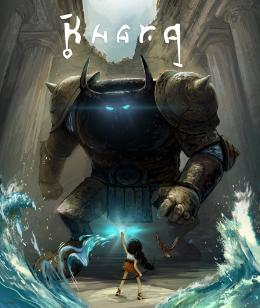 Carátula de Khara para PlayStation 4