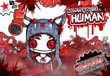Carátula de I Want To Be Human para PC
