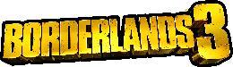 Carátula o portada Logo Oficial del juego Borderlands 3 para PlayStation 4