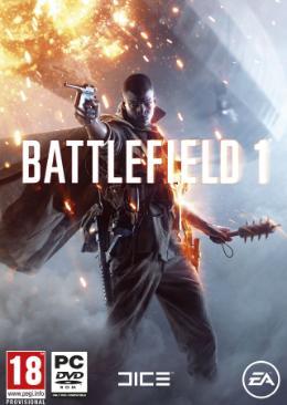 Carátula de Battlefield 1 para PC
