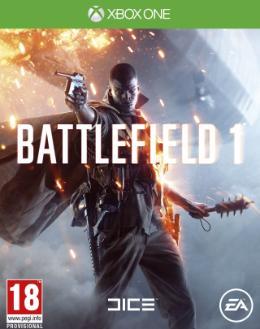 Carátula de Battlefield 1 para Xbox One