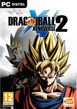 Carátula de Dragon Ball Xenoverse 2 para PC