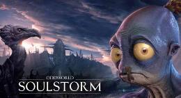 Carátula de Oddworld: Soulstorm para PC