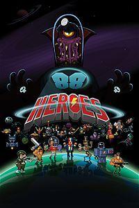 Carátula de 88 Heroes para PlayStation 4