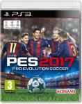 Carátula de Pro Evolution Soccer 2017 para PlayStation 3