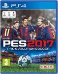 Carátula de Pro Evolution Soccer 2017 para PlayStation 4
