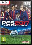 Carátula de Pro Evolution Soccer 2017 para PC
