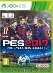 Carátula de Pro Evolution Soccer 2017 para Xbox 360