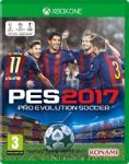 Carátula de Pro Evolution Soccer 2017 para Xbox One
