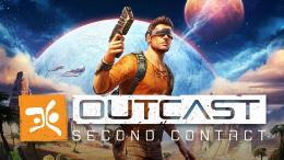 Carátula de Outcast - Second Contact para PC