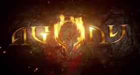 Carátula de Agony (2017) para PC