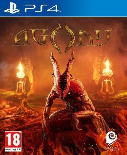 Carátula de Agony (2017) para PlayStation 4