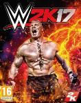 Carátula de WWE 2K17 para Xbox 360