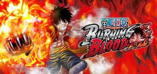 Carátula de One Piece: Burning Blood para PC