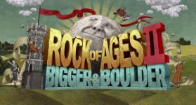 Carátula de Rock of Ages II: Bigger & Boulder para PC