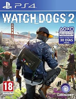 Carátula de Watch Dogs 2 para PlayStation 4