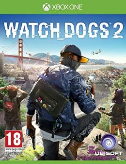 Carátula de Watch Dogs 2 para Xbox One
